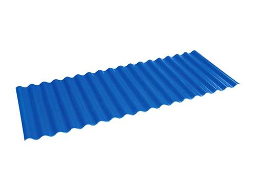 PVC耐候防腐波浪瓦