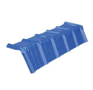 PVC耐候防腐脊瓦