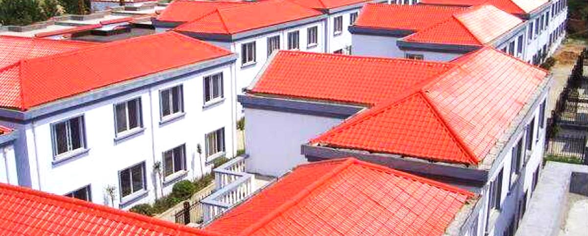 江西美丽乡村建设项目(中国红)